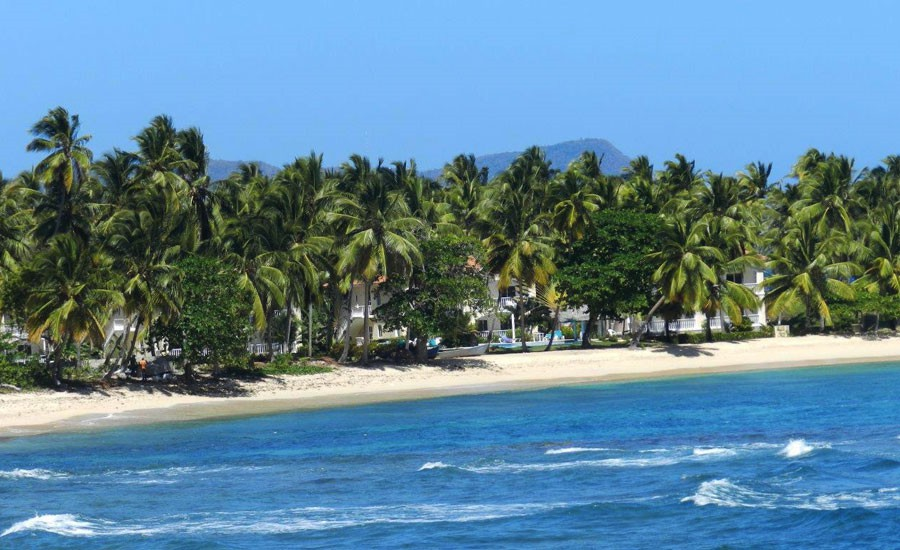 Beachfront Condos for Rent in Samana Dominican Republic.